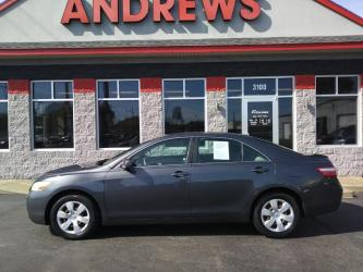 2009 TOYOTA CAMRY 4DR