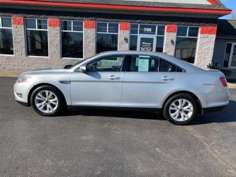 2012 FORD TAURUS 4DR